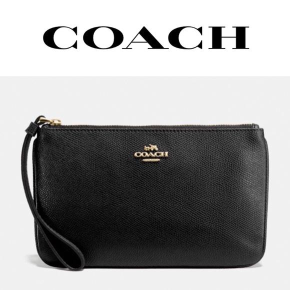 Coach Handbags - Coach Large Wristlet